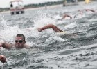 Open Water Swimming Miromar Lake by Mike Lewis