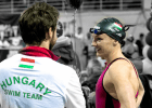 Hosszu Teams with Husband Coach Tusup for Success: Gold Medal Minute Video