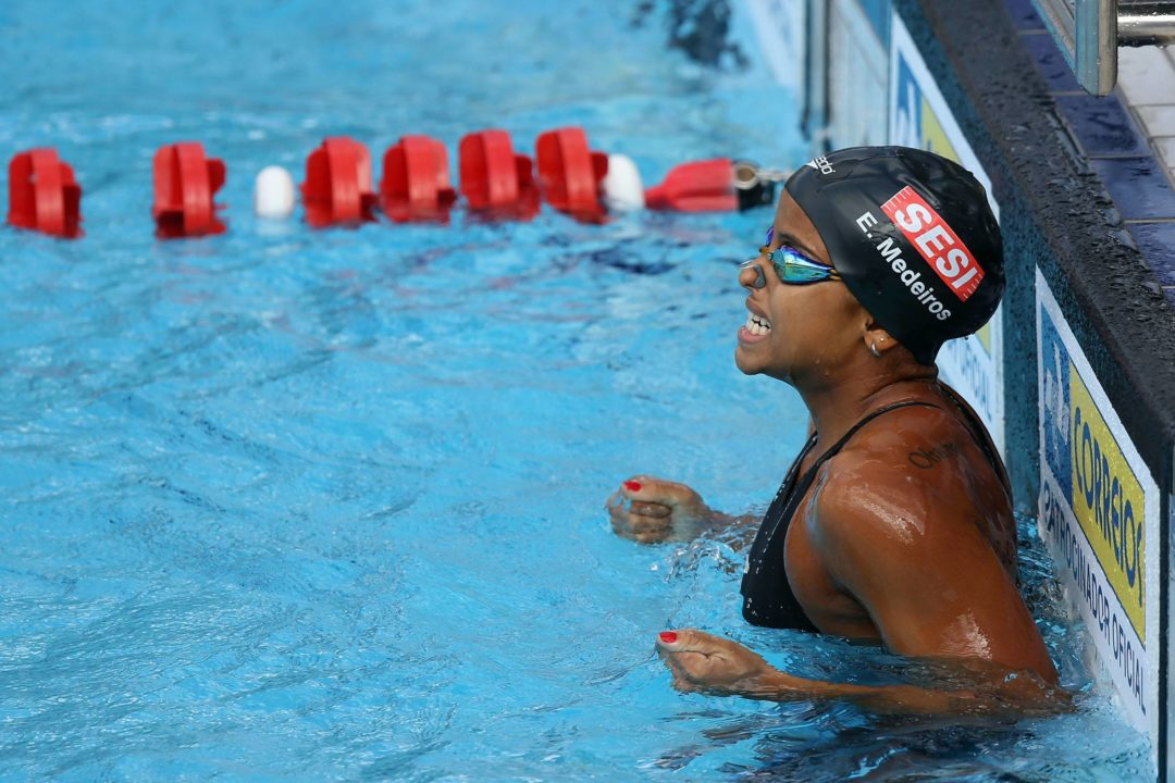 2016 Maria Lenk Day 1 Olympic Qualifiers