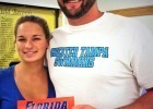 Tampa Breaststroker Donahue Graduates High School Early, Signs with Florida