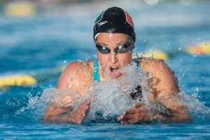 Katie Hoff Analyzes the Women's Olympic 400 IM, 400 Free, 200 IM and More