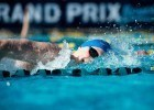 Ledecky Breaks Junior World Record in 400 Free in Prelims of Mesa Grand Prix