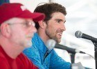 Michael Phelps Comments On His Upcoming Move to Arizona State With Coach Bob Bowman