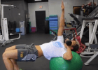 Swimmer Strength, chest exercises