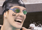 Missy Franklin, CAL, 2014 NCAA Championships (courtesy of Tim Binning)