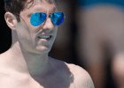 Conor Dwyer at the 2014 Arena Grand Prix in Mesa (courtesy of Rafael Domeyko, rafaeldomeyko.com)