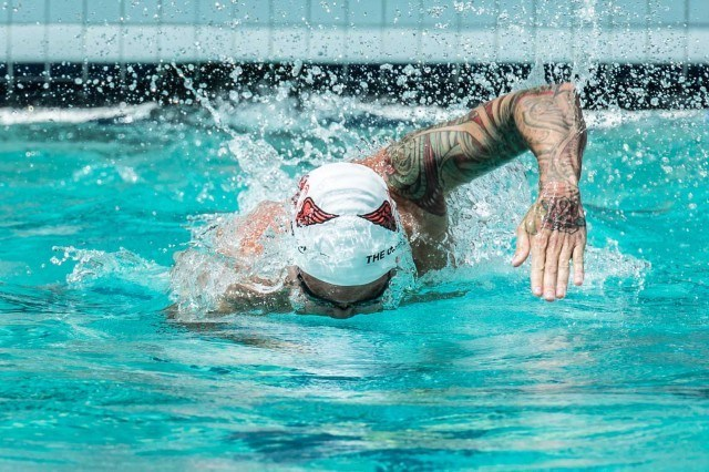 Anthony Ervin Breakout USMS Nationals by Mike Lewis