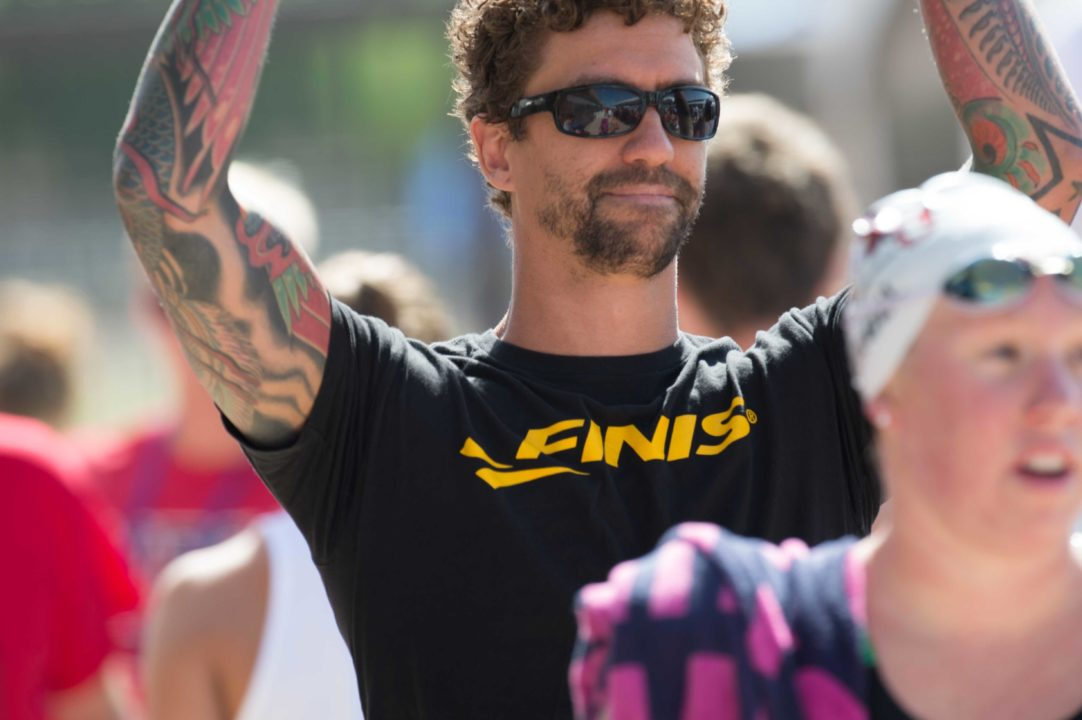 8 FINIS Swimmers Head to the 2016 Olympic and Paralympic Games