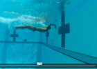 Legal Backstroke Finish Screen Capture