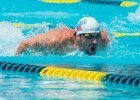 Michael Phelps by Mike Lewis-2