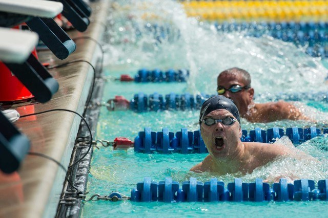 Herber was ripping fast too (Photo: Mike Lewis - Courtesy of U.S. Masters Swimming)