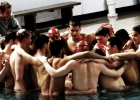 College Teammates: Your Swimming Support System