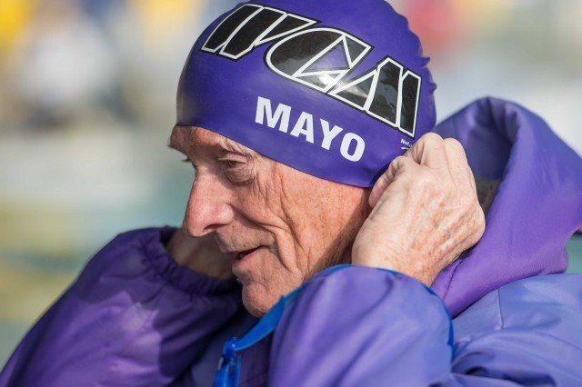 go Mayo (Photo: Mike Lewis - Courtesy of U.S. Masters Swimming)