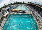 George Haines International Swim Complex (Photo: Mike Lewis - Courtesy of U.S. Masters Swimming)