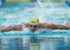 Tom Shields Breaks American Record in 200 SCM Fly at Doha World Cup