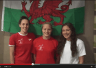 SWIMJAMS: Welsh Swimmers are the Kings of Their Castles