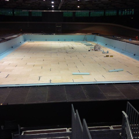 5 480x480 See Images of Transformation of Berlin Velodrome From Cycling Track to Swimming Pool
