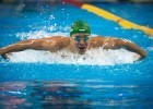Chad Le Clos - Qualifies quickest in 100m Breaststroke FINA SWC Doha 201...