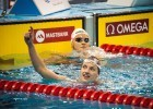 Hosszu breaks World Record in IM 100m SWC Doha 2014 2 Qualifying