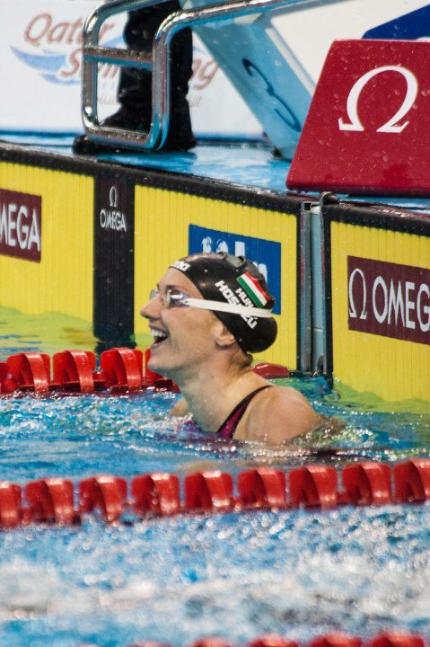 2014 FINA World Cup Doha: Day 1 Finals Real-Time Recaps