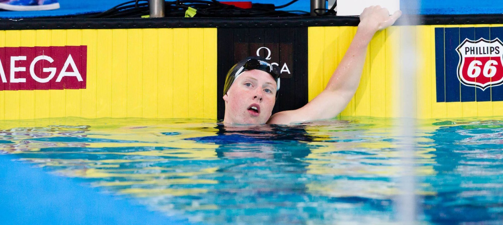 Lilly King Swims 4th Fastest 100 Breast Ever, Shatters B1G Record