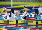 Le Clos Powers his way to Victory - SWC Doha 2014