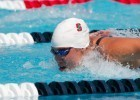 Stanford wins 11 of 13 events to roll past UCLA