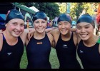 PASA 13-14 Girls Break National Age Group Record in 200 Meter Free Relay