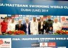 FINA Mastbank Swimming World Cup 2014 Dubai