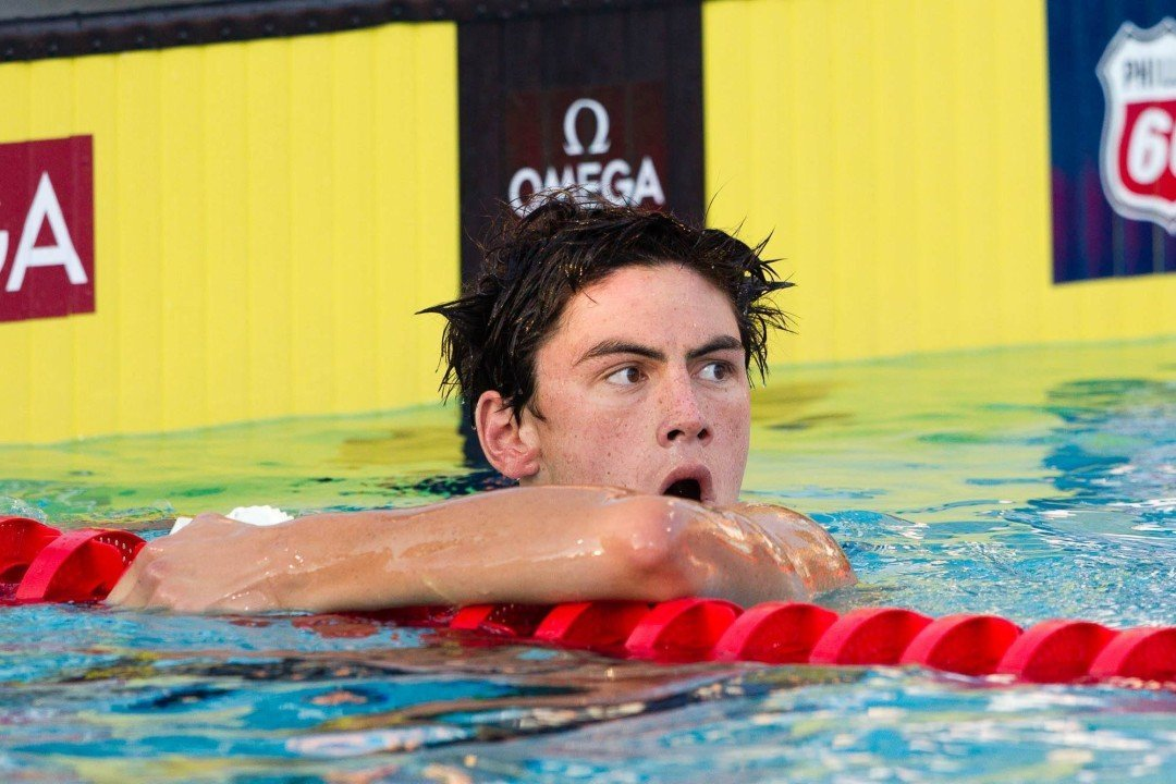 Rutter, Monahan Finish With Four Individual Titles At Oceania Champs