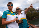 2014 Pan Pacific Championships: Cruising the Gold Coast Canals