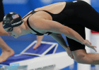 Katie Ledecky Breaks World Record in Women's 400 Free at Pan Pacs