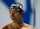 Japan's Ryosuke Irie Soars to Top of World Rankings on Day 2 of Aquatic Super Series