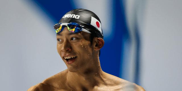 Ryosuke Irie, 2014 Pan Pacs (courtesy of Paul Younan)