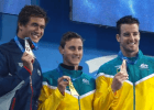 100 Free Race Video, Interview: Cameron McEvoy Tops Adrian and Magnussen