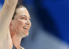 2014 Swammy Awards: Female Oceanic Swimmer of the Year Cate Campbell