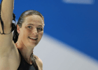 "Cate Campbell Receives ""Susie O'Neill"" Award From Swimming Queensland"