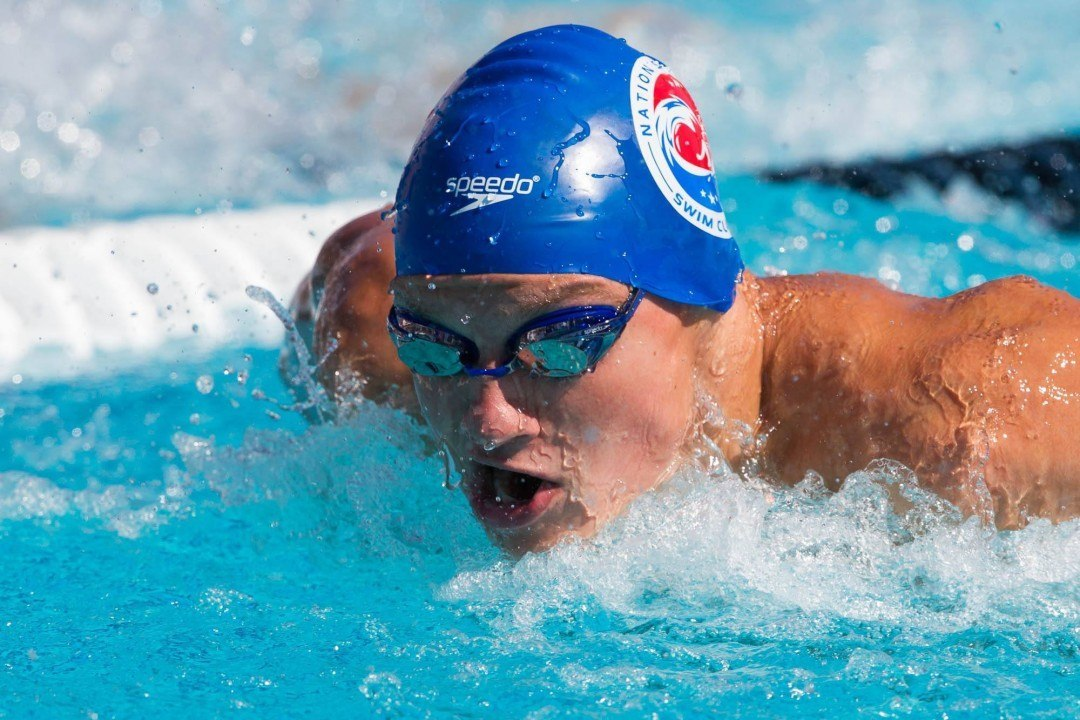 Top NCAA Men's Swimming Recruits Of The Past Decade