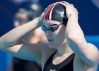 Kelsi Worrell Sets Pool Record On Day Three Prelims of Louisville Cardinals Invite