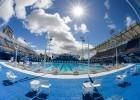 2014 Pan Pacs, Gold Coast Aquatic Center (courtesy of Paul Younan)