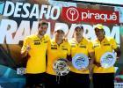 Brazilians Dominate, Break South American Record in 200 Medley Relay