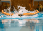 Northern Arizona Holds Long Course Intrasquad Pentathlon to Open Season