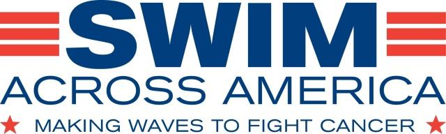 Swim Across America, horizontal logo