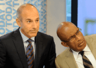 NBC Today Show hosts Matt Lauer and Al Roker to emcee 2014 Golden Goggles