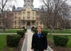 Breaststroker Zachary Stump Verbally Commits to Notre Dame