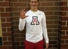 Parks Jones from Avon, Indiana verbally commits to swim for Arizona.