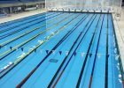 First Ever Races Swum In 2015 Pan Am Games Pool at Junior Racing Camp
