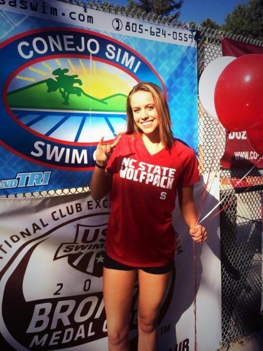NC State picks up verbal commitment from Conejo Simi's Allison Fogleman