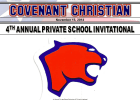 PHOTO & POSTER VAULT: 4th Annual Private School Invite in Grapevine, Texas