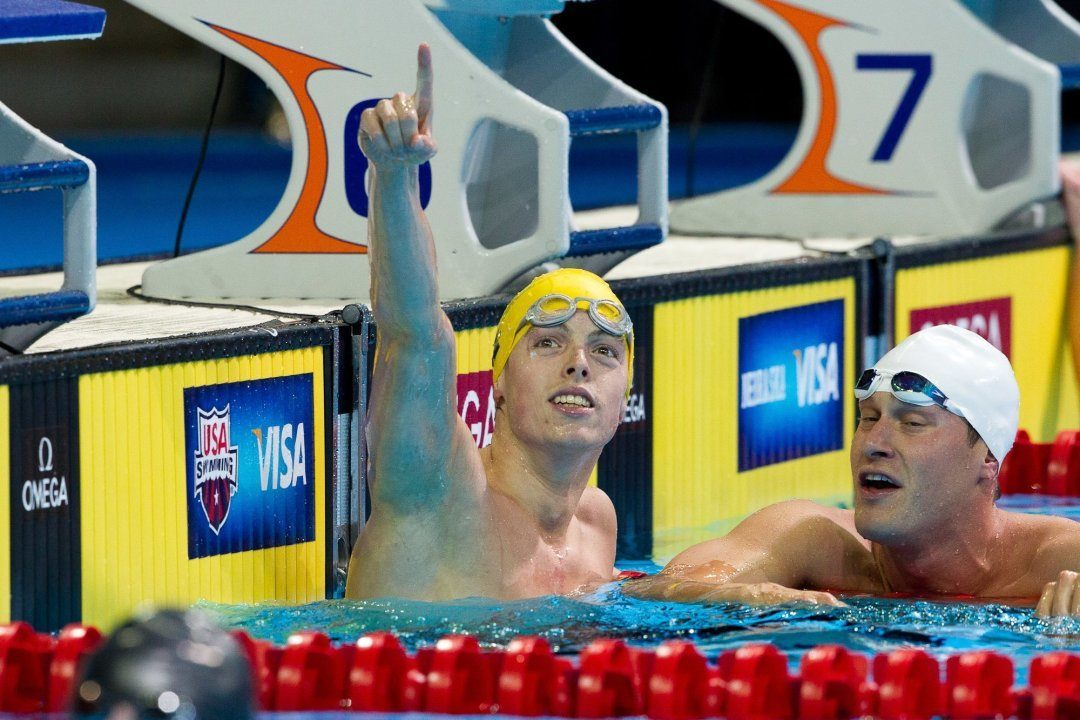 7 Reasons Every Swimmer Should Go to Swim Meets